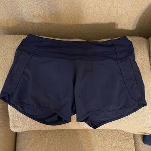 Lululemon Speed Up Shorts long